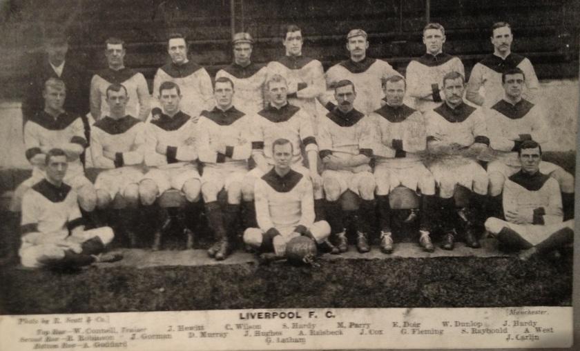 Liverpool 1905 1906 JC