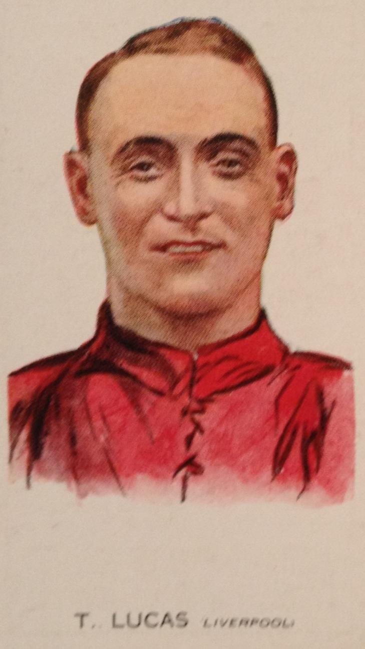Tommy Lucas 1930 JC