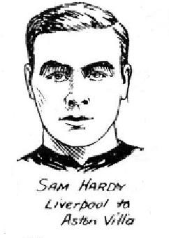 1912 Sam Hardy