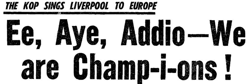 Champions 1964