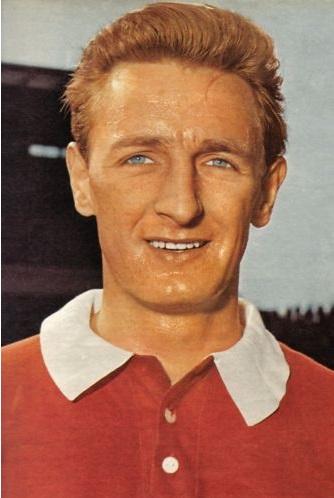 George Eastham, Arsenal.