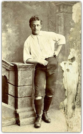 Moses Sanders, Preston North End