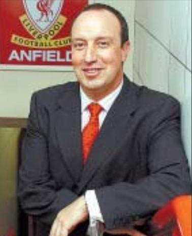 Rafael Benitez II