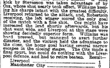 1899 Man City A II