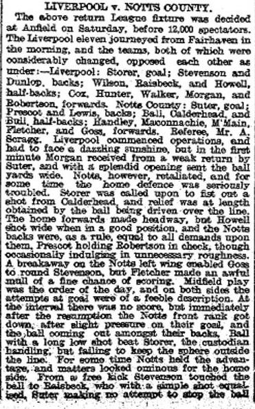 1899 Notts county I