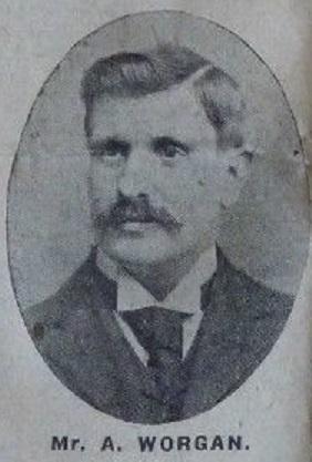 1914 A Worgan