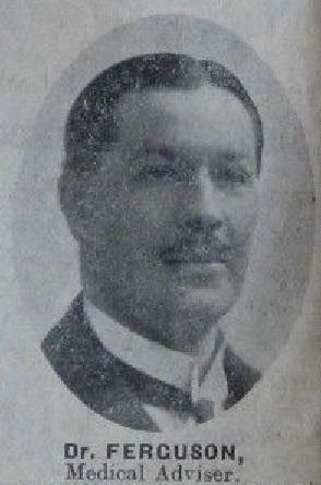1914 Dr Ferguson