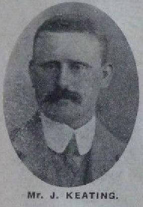 1914 J Keating