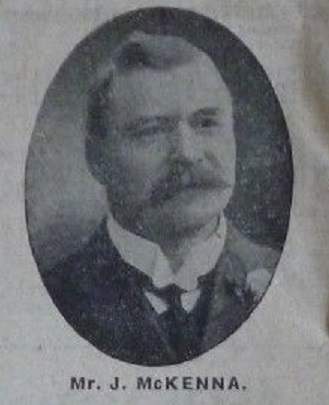 1914 J McKenna