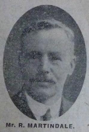 1914 R Martindale
