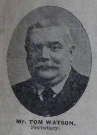 1914 T Watson