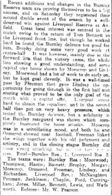 1920 Burnley Res H