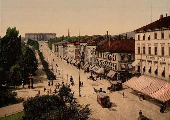 Christiania 1890