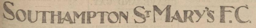 1903 Soton 1