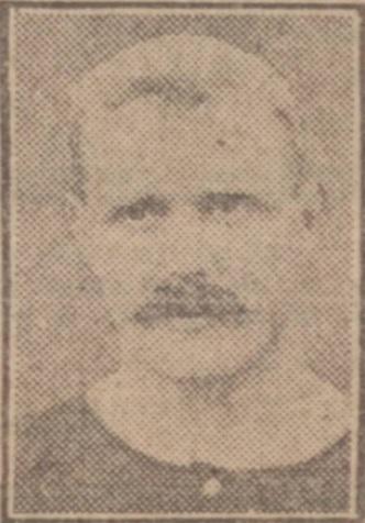 Alex Raisbeck 1914