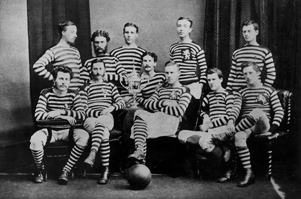 Queens Park 1874