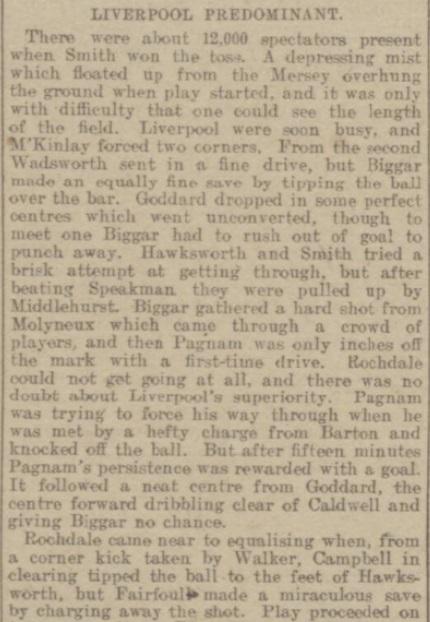 1915 LFC v Rochdale 2