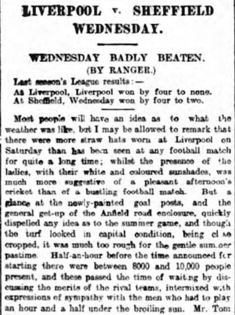 1898 LFC Wednesday 1