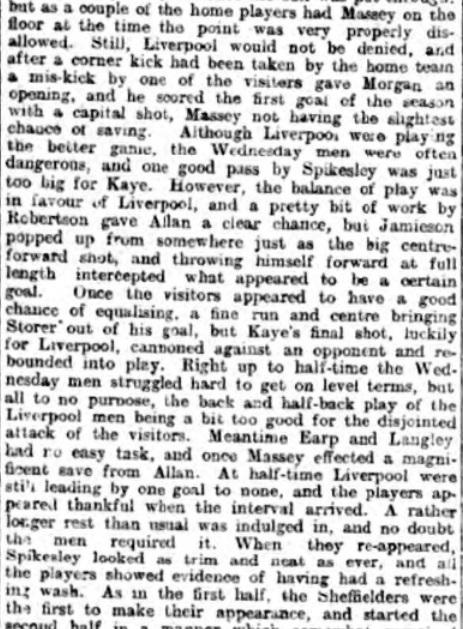 1898 LFC Wednesday 3