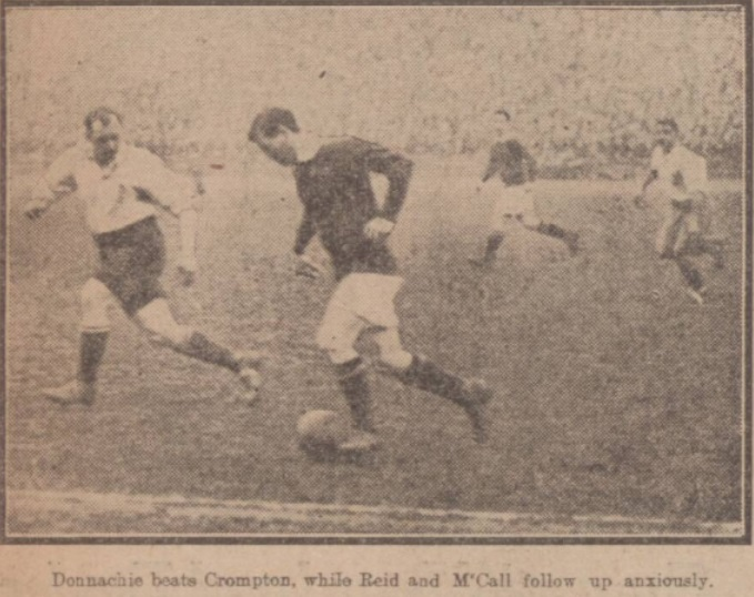 1914 Sco v Eng 1