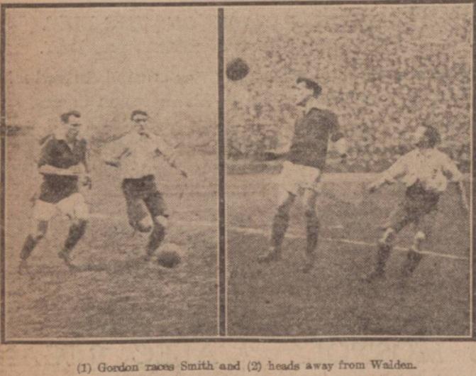 1914 Sco v Eng 6