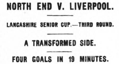 1924 PNE v LFC LaCup 1