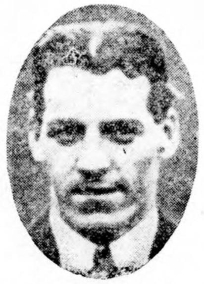 Donald Mackinlay 1914