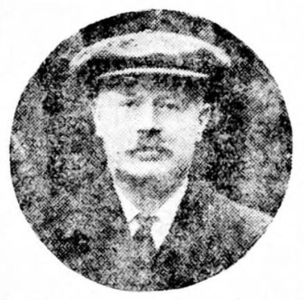 William Connell 1914