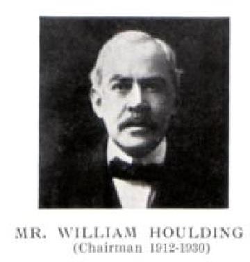 William Houlding