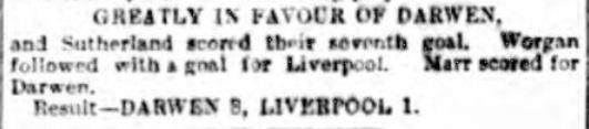 1894 Darwen v LFC 3