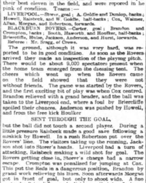 1899 LFC v BRFC 2
