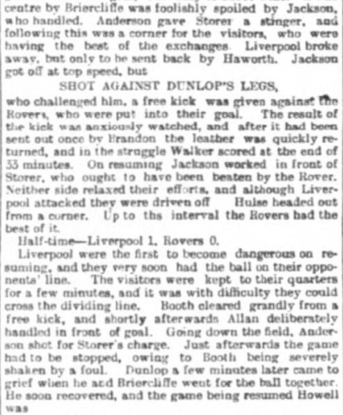 1899 LFC v BRFC 3