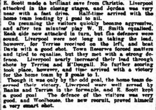 1914 LFC Res v HTFC 2