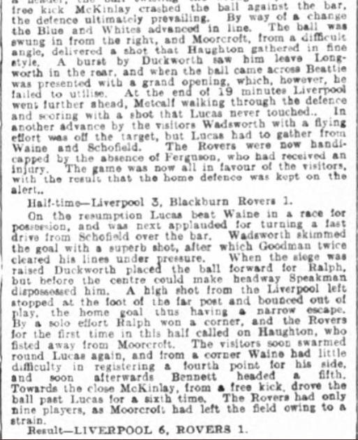 1917 BRFC v LFC 2