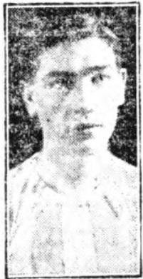 Cyril Oxley March 1924