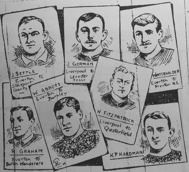 faces 1908