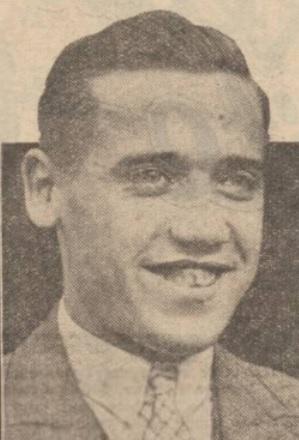 Jimmy McInnes 1935