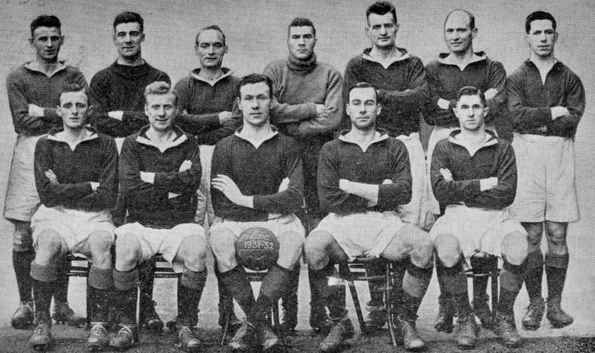 Liverpool 1931 1932