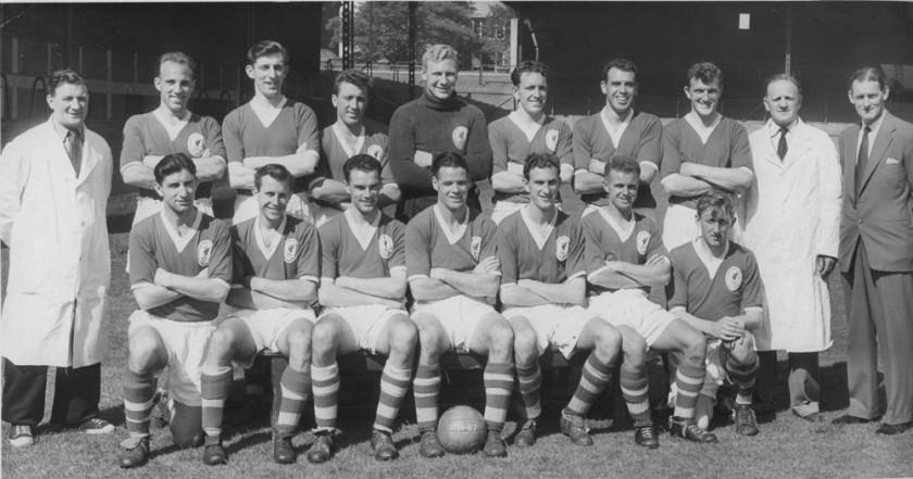 Liverpool 1956 1957