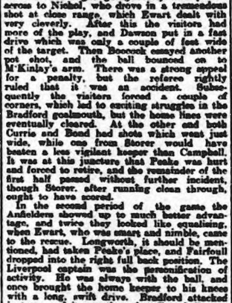 1914 Bradford City v LFC 3
