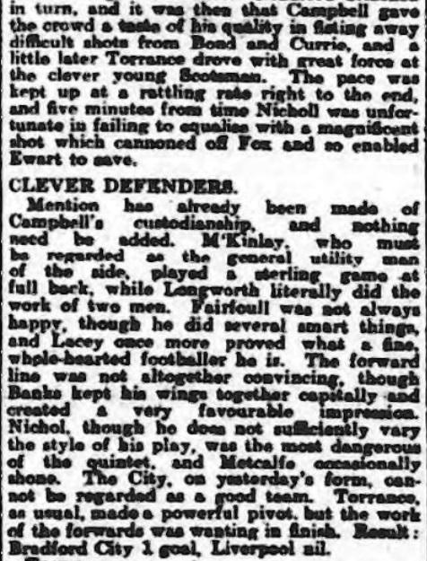 1914 Bradford City v LFC 4