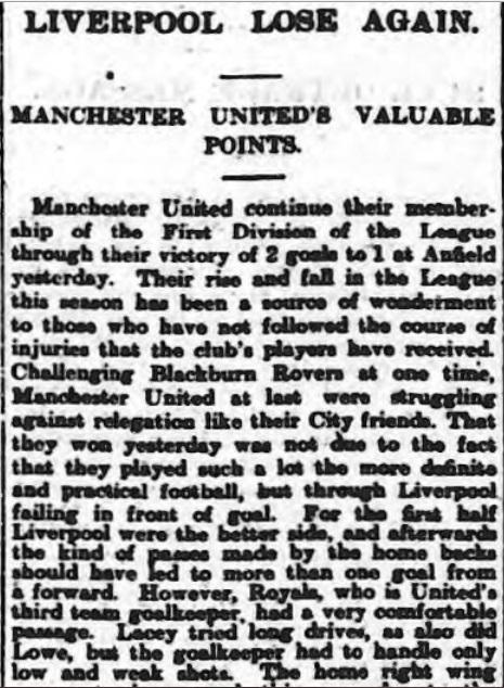 1914 LFC v MUFC 1
