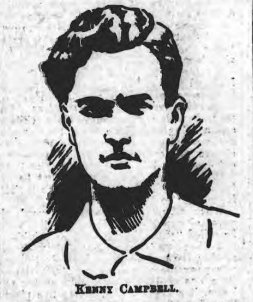 Kenny Campbell, 1922