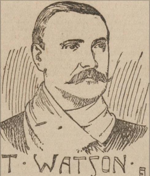 Tom Watson secretary manager Liverpool F.C.