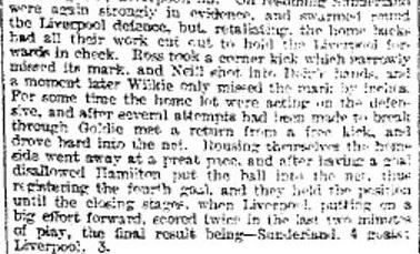 1896 Sunderland v LFC 2