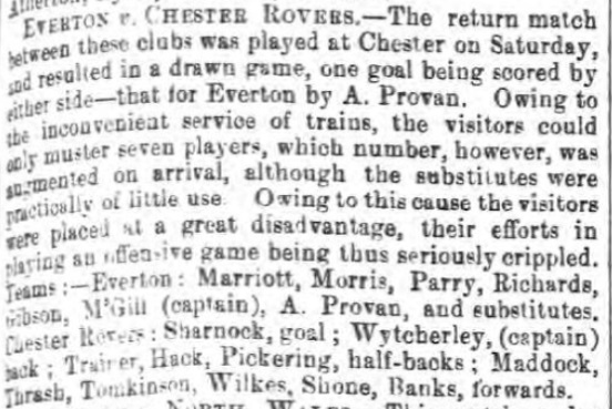 Chester Rovers