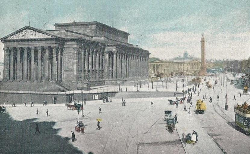 lime street 1910
