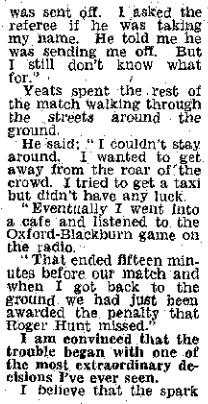 1964 Arsenal v LFC FA Cup 4