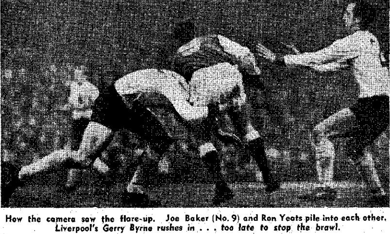 1964 Arsenal v LFC FA Cup 7