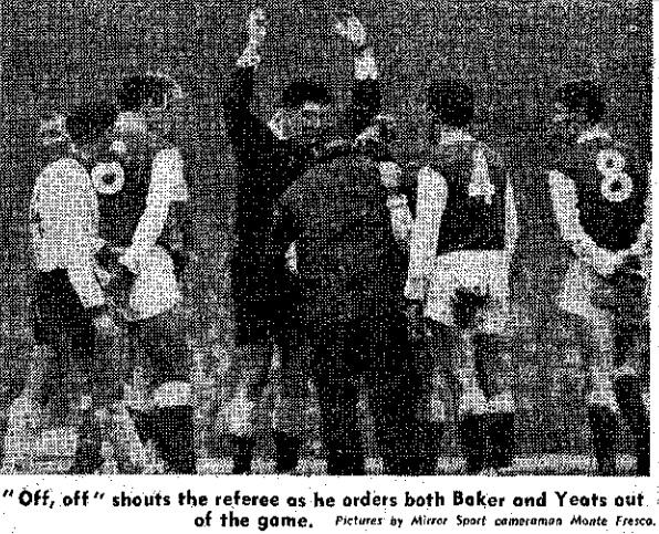 1964 Arsenal v LFC FA Cup 9